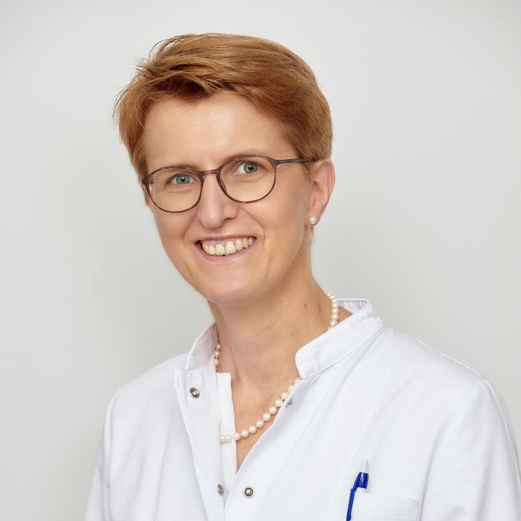 PD Dr. med. Renate Weber