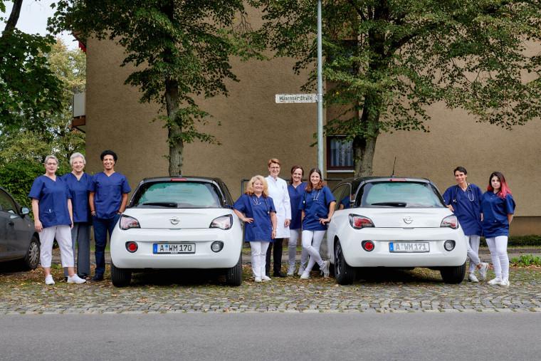 Hausbesuchen - WereMed, Praxis für Innere Medizin in Augsburg