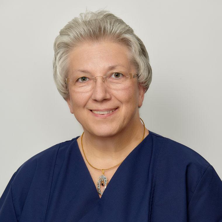 Frau Christl Mielke